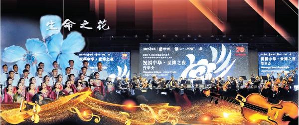 华侨城推进文旅融合 世博音乐会礼赞新时代